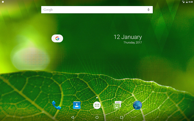 Vizorg Widget - Configure search bar Screenshot 8