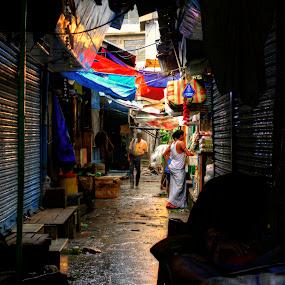 Colors by Shibasish Saha - City,  Street & Park  Markets & Shops ( canon, street, nikon )