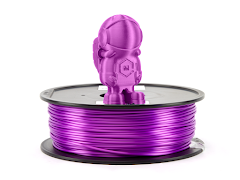Silky Purple MH Build Series PLA Filament - 2.85mm (1kg)
