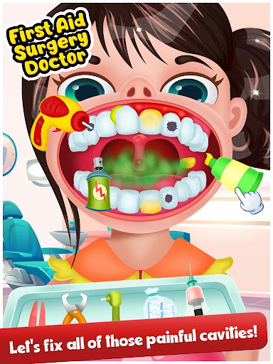 Mouth Care Doctor screenshot 7