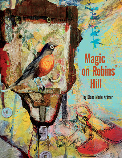 Magic on Robins' Hill cover
