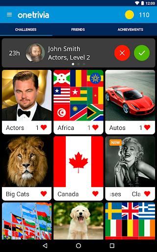 免費下載益智APP|onetrivia app開箱文|APP開箱王