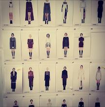 Photo: LFW - Marios Schwab looks Fall 2013.  @fashiontv
