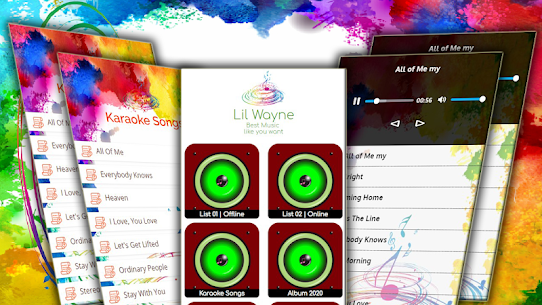 Lil' Wayne all songs 2.1 APK Mod for Android 1