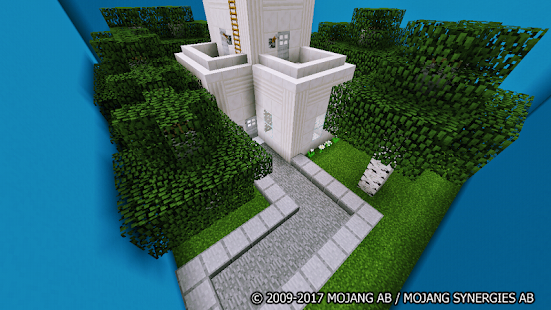 Find the Button MCPE Map APK for Bluestacks