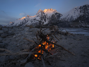 Photo: chakachamna lake