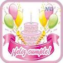 Feliz Cumpleaños Frases icon