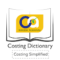Costing Dictionary By CA Rakesh Agrawal. icon