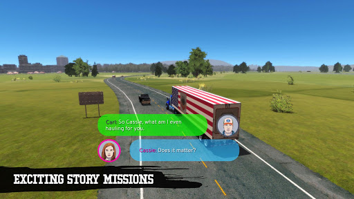 Truck Simulation 19 1.7 screenshots 7