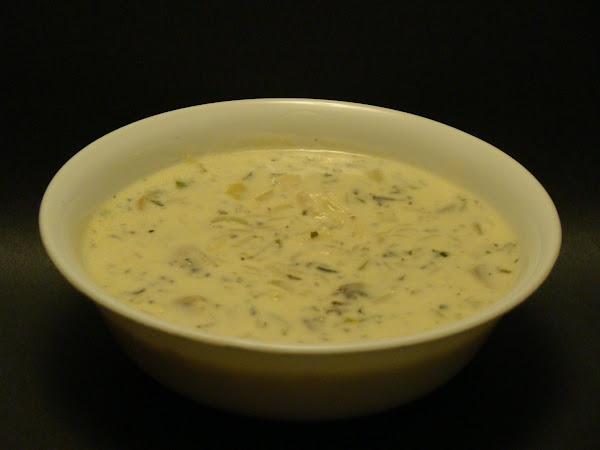 Creamy Chicken And Wild Rice Soup Recipe