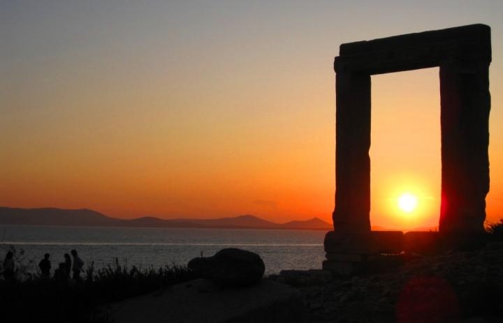 Tramonto a Naxos di stefano.borsa