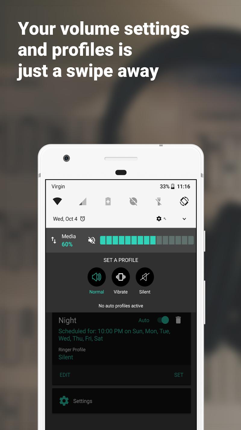 Volume + (Easy Control) Screenshot