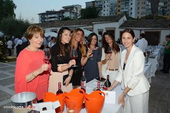 Photo: La Giuria con Lorenza Scianna enologo di Fondo Antico