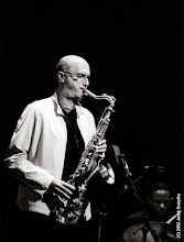Photo: Michael Brecker 2002 (at Montreal Jazz Festival)