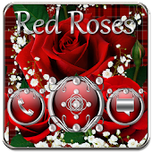 Red Roses Go Locker Theme