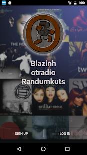 Blazinhotradio Randumkuts - náhled