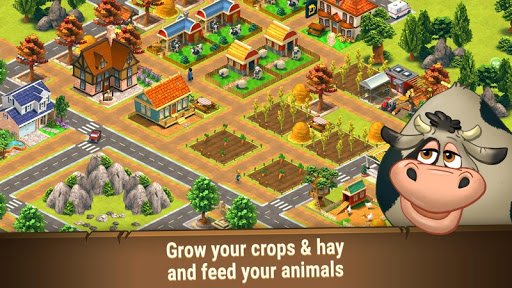 Farm Dream: Village Harvest - Town Paradise Sim 1.3.0 screenshots 2