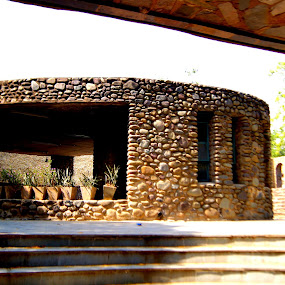 Rock Garden by Mathangi Jeypal - Buildings & Architecture Public & Historical ( rock garden, buildings, chandigarh, architecture, creativity )