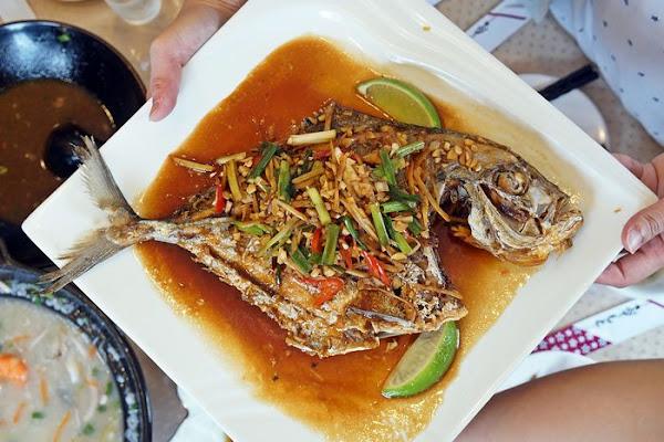 跳躍的宅男 - [花蓮豐濱]新社噶瑪蘭海鮮-海產超新鮮又好吃,牛肉更是讓我眼睛一亮啊!