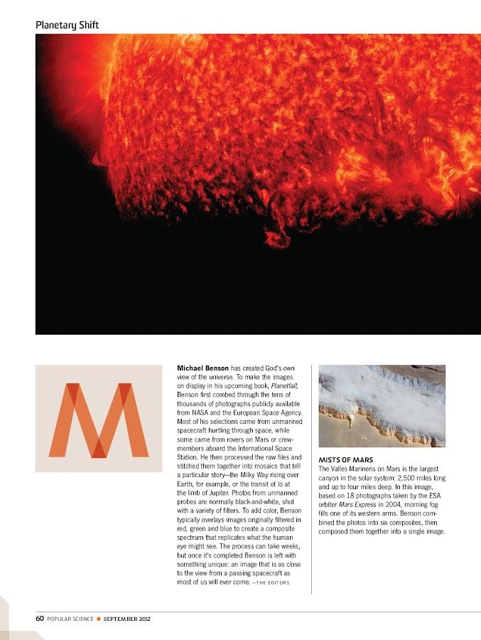 Popular Science- screenshot