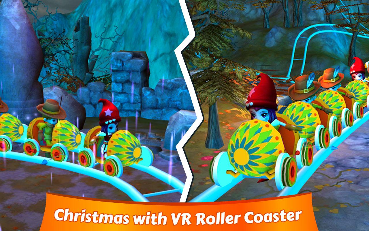 Immersive VR Roller Coaster- screenshot