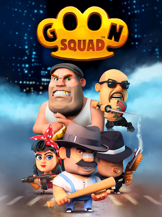 Goon Squad- screenshot