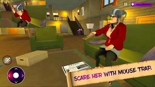 Scary Evil Teacher Game Creepy Spooky Game apktram screenshots 2
