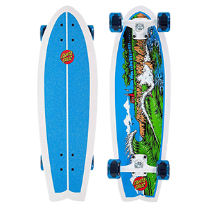 Santa Cruz Cruiser Longboard West Site Boardshop Gent