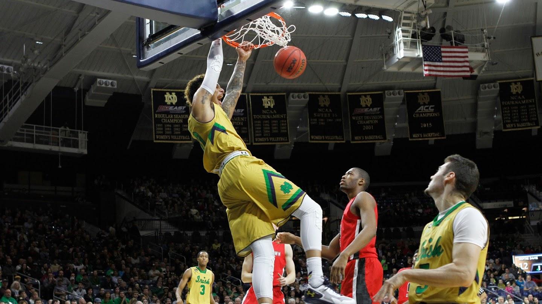 Watch Inside Notre Dame Basketball live