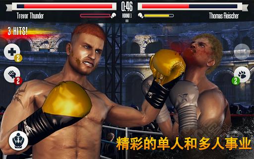 真实 拳击