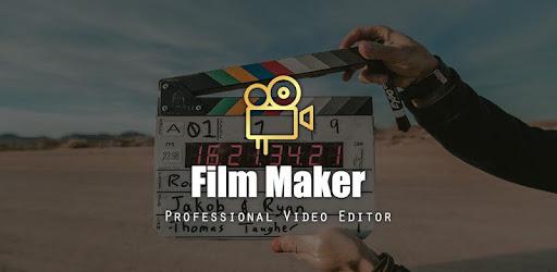 Film Maker Pro - Free Movie Maker & Video Editor captures d'écran