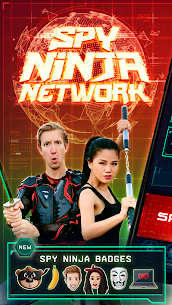 Spy Ninja Network – Chad & Vy App Latest Version Download For Android and iPhone 1