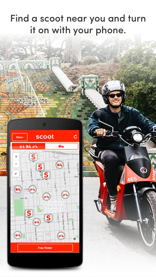 Scoot- screenshot