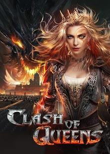 Clash of Queens: Dragons Rise Screenshot
