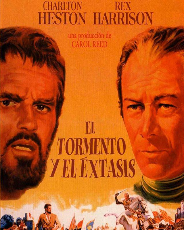 El tormento y el éxtasis (1965, Carol Reed)