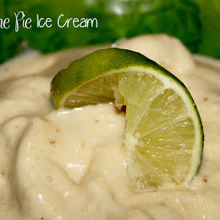 This Delicious Key Lime Pie Ice Cream is Actually Good for You (Dairy and Refined Sugar Free!).