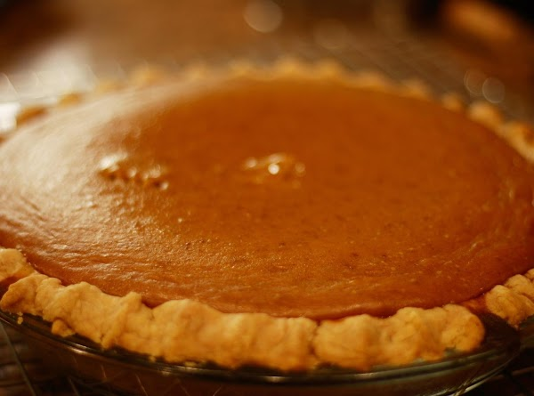 Nanny Darling's Pumpkin Pie Filling Recipe