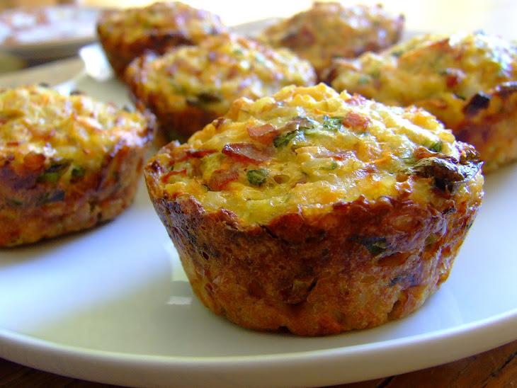 Bulgur Wheat Muffins Recipe