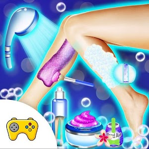 Princess Leg Spa Makeover Salon