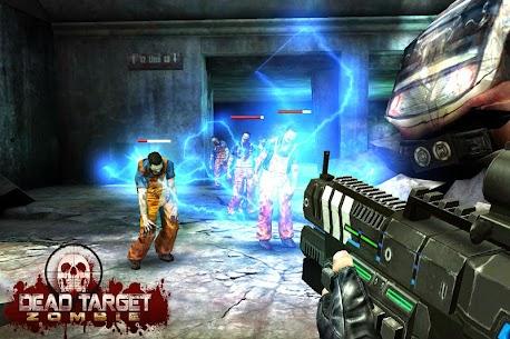 DEAD TARGET: Zombie Shooting 4