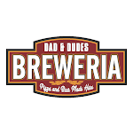 Logo of Dad And Dude's Breweria Whiskey & Maple Eh?!