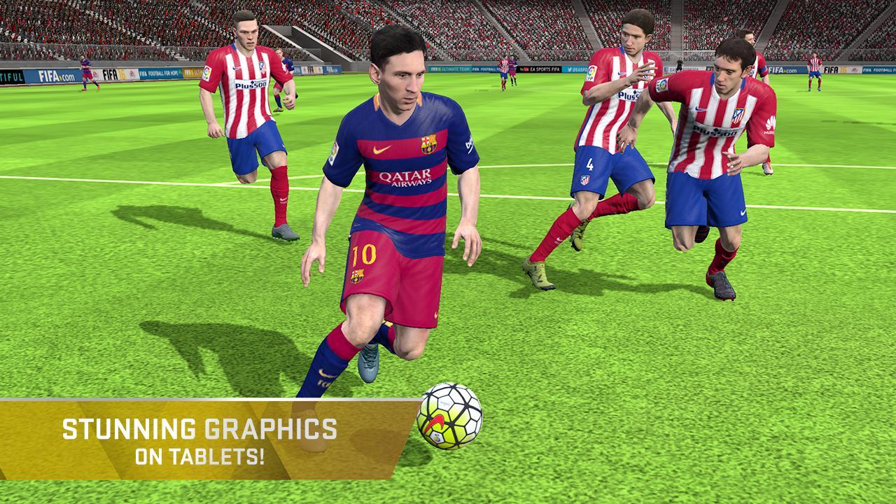 FIFA 16 Soccer screenshot #7