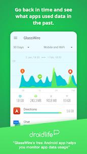 GlassWire Data Usage Monitor Premium v2.0.316r Cracked APK 2