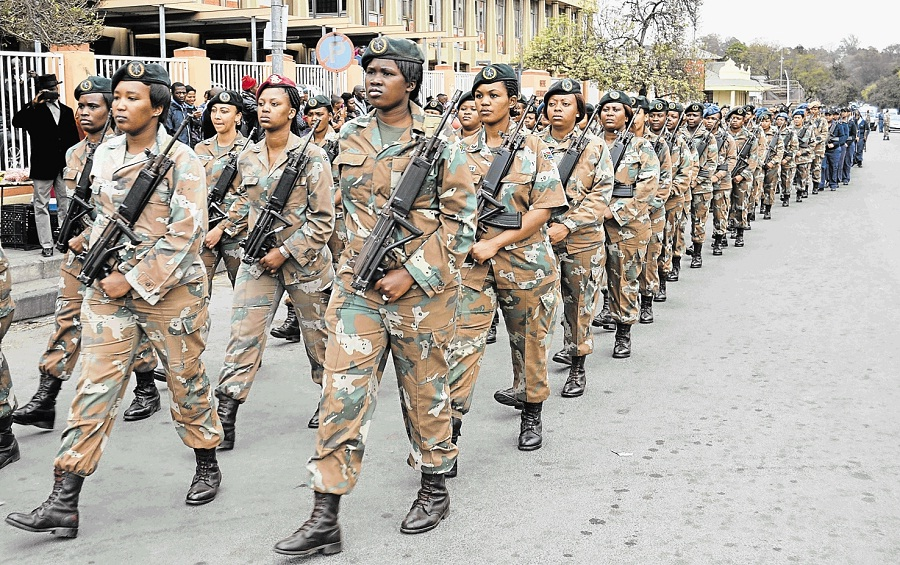 Army deploys units across the country to help contain Covid-19 outbreak - Business Day