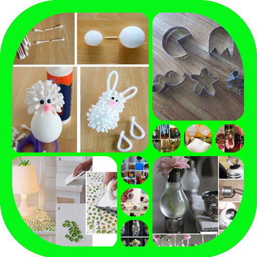 DIY All Craft Projects (app)