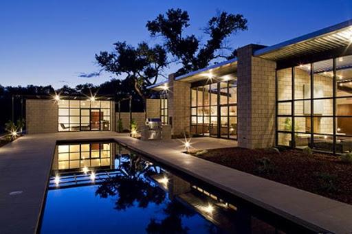 玻璃屋设计思路