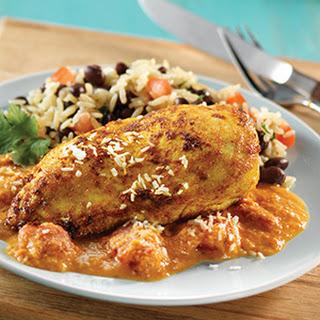 Spicy Brazilian Coconut Chicken