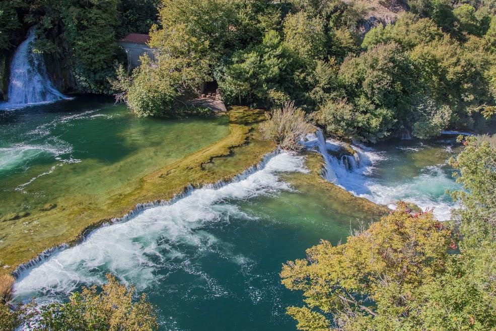 krka-watervallen