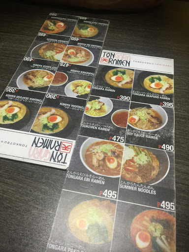 Tongara Ramen Cebu Review