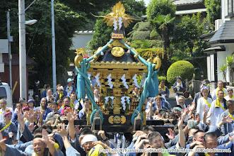 Photo: 【平成26年(2014) 本宮】 本久地区の氏子回り。
